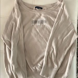 42f1f4cb4b53d3 Burberry Women's Cotton Crew Cable Knit Sweater.  M_5aa831e984b5ced02cc85e40. Other Sweaters you may like. Original Burberry  London sweater